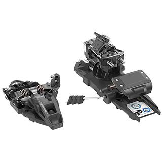 ディナフィット DYNAFIT ST Rotation12 STローテーション12 ブラック【90mm/105mm/120mm】テック対応ツアービンディング(625g)
