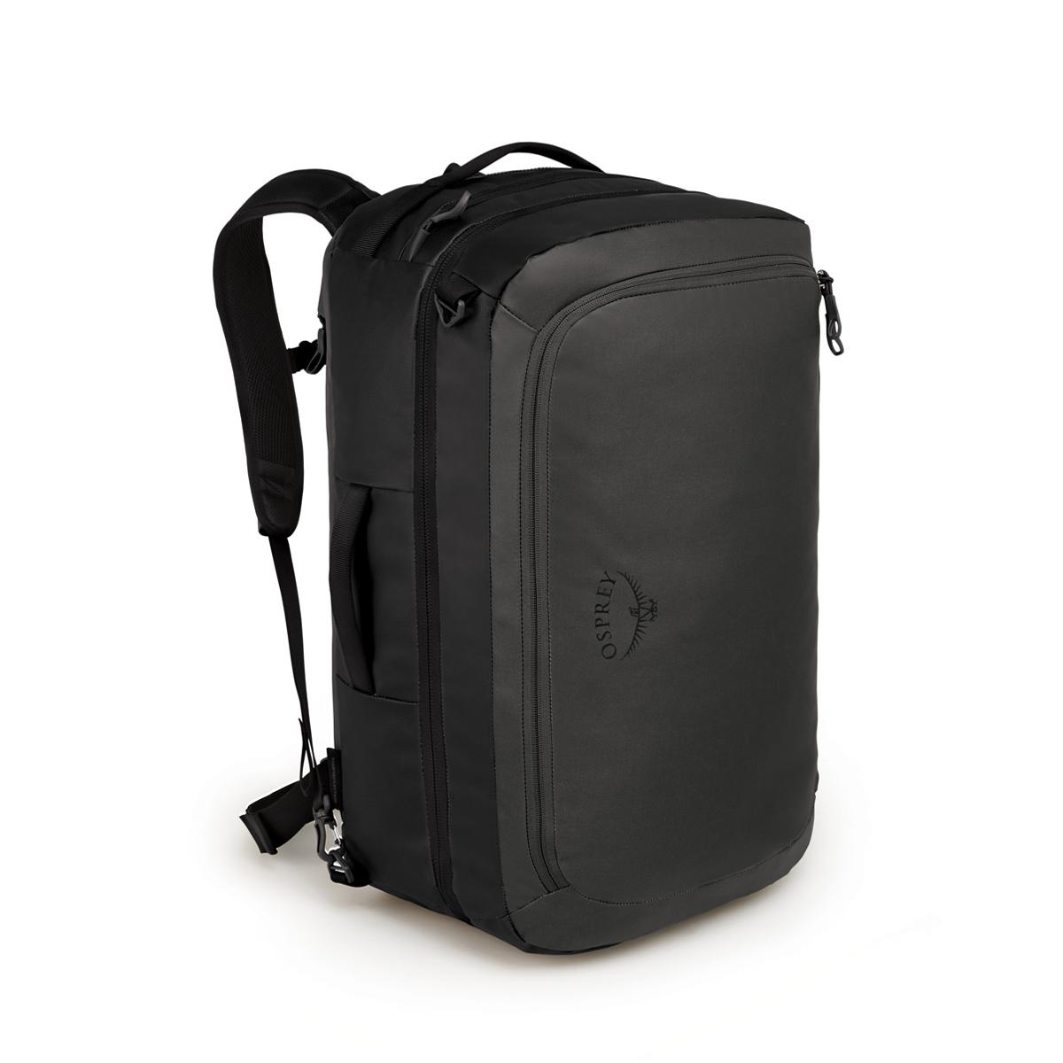 OSPREY オスプレー トランスポーター キャリーオン 44L ブラック OS55160 (P10)ノートパソコン対応スリーブ(15インチ)