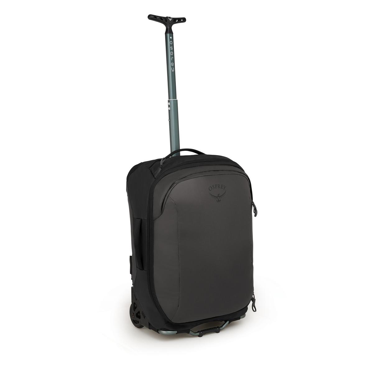 OSPREY オスプレー トランスポーター トランスポーターウィールド キャリーオン ブラック 38L OS55130 (P10)ホイールバッグ スーツケース 2輪 機内持ち込みサイズ