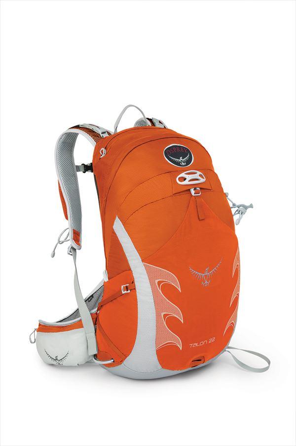 【ポイント5倍~9/29】OSPREY(オスプレー)  タロン22 フレームオレンジ (OS50284)