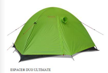 【ポイント5倍~7/30】3シーズン山岳テント エスパース・デュオ アルティメイト 2人用3シーズン (フライシート付)