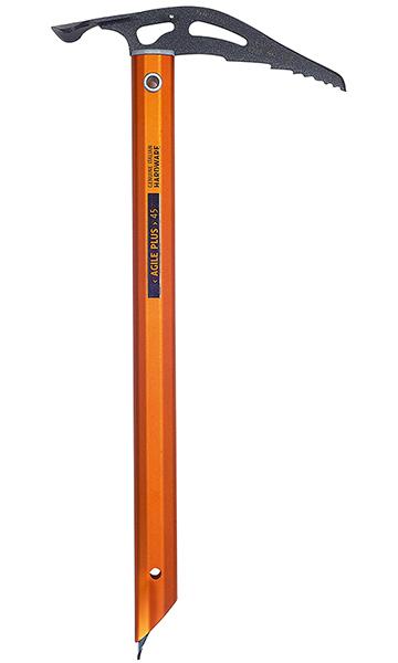 CT クライミングテクノロジー アジッレ・プラス 55cm(350g) アイスアックス スキーツアーに最適超軽量コンパクトアックス(P5)