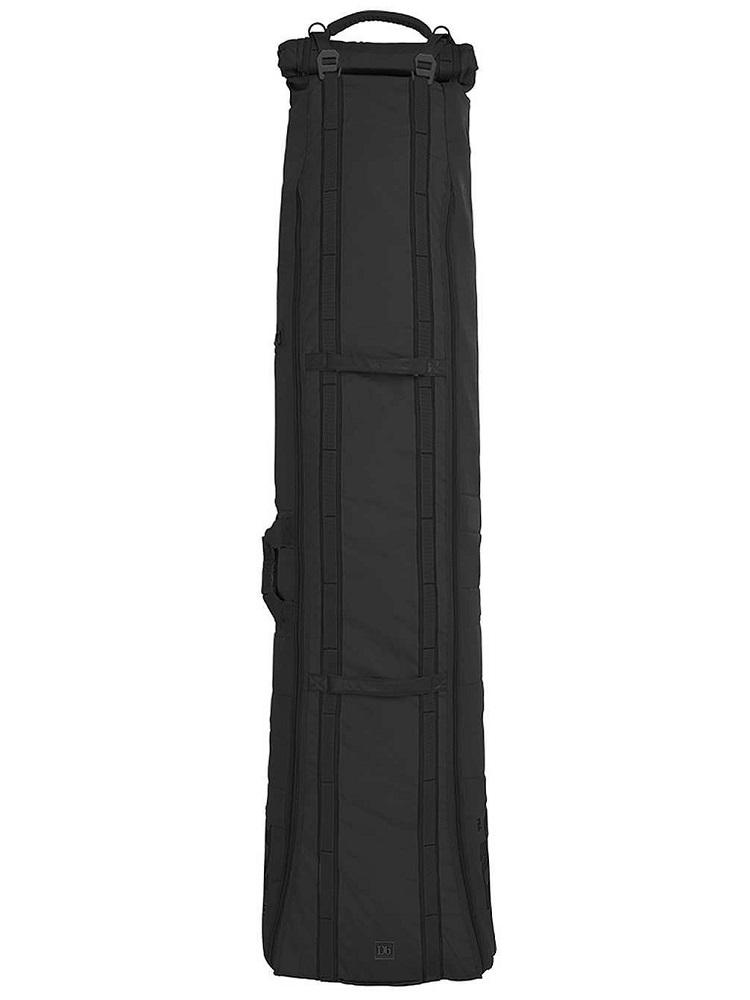 軽量で長さが調整できるダブルスキーホイールバッグ THE DOUCHEBAGS ザデューシュバッグス ブラックアウト ディープシーブルー パープル P5 スノーボード バッグ ケース 軽量 大型 ブーツ オールインワン お得クーポン発行中 NEW売り切れる前に☆ バックカントリー ローラー付 デューシュバッグ コンパクト 大容量 ホイール付 スキーケース