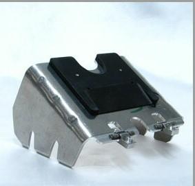 22デザインテレマークビンディング  OUTLAWアウトロー 専用クランポン 120mm
