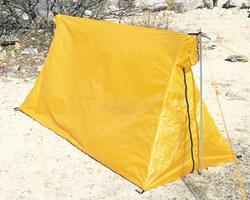 アライテント  ビバーク・ツェルト1 ロング  1~2人用230g  テント 登山