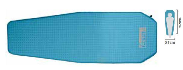 携帯マット ニーモエクイップメント(nemo equipment) ZORゾア ミディアム ブルー