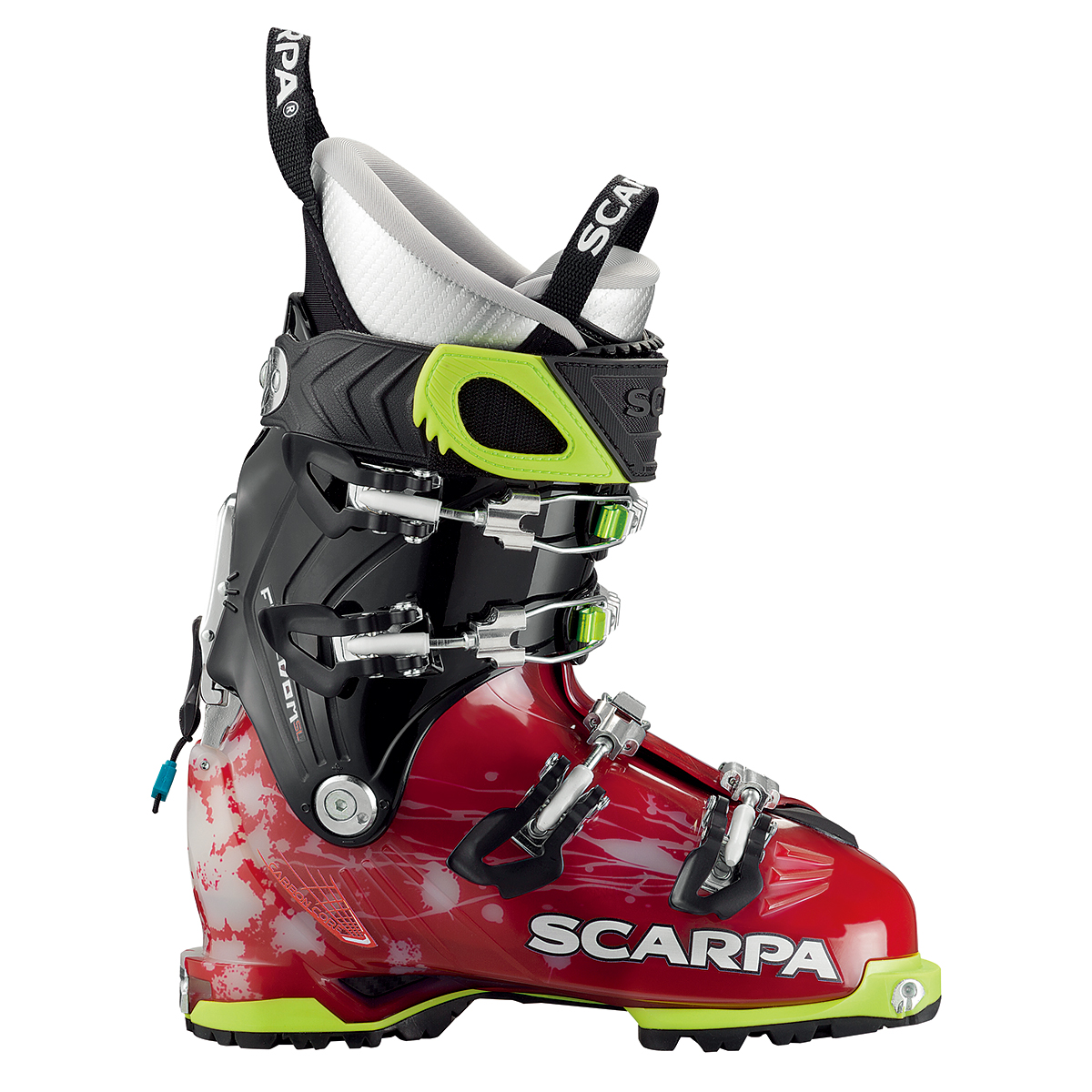 スカルパ フリーダム SL WMN テック対応女性用兼用スキーブーツ(P5)