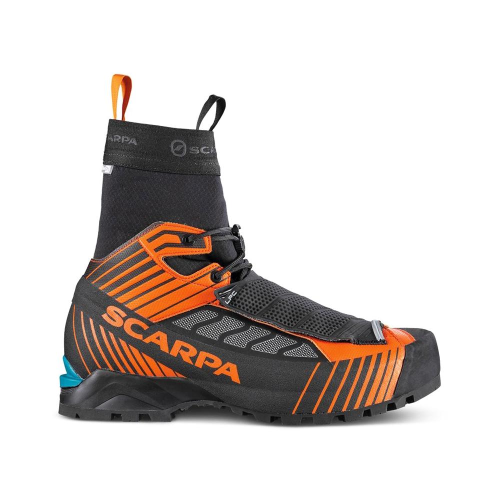 スカルパ登山靴 リベレ TECH OD/ ブラック/オレンジ SC23235