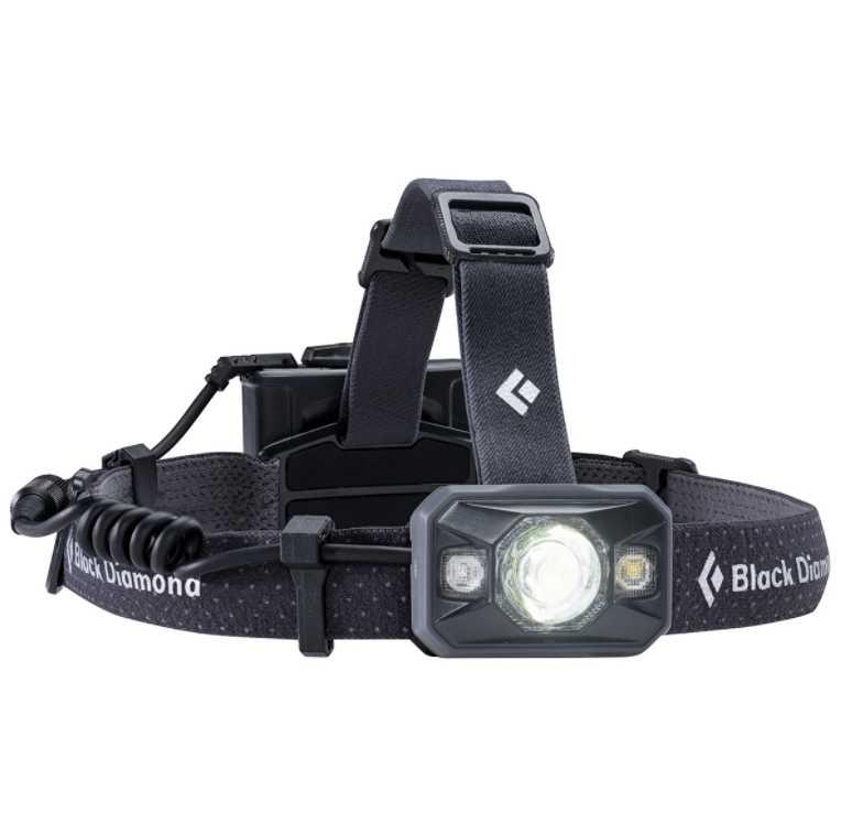 【ポイント3倍~5/10】アイコン ブラックダイヤモンド 500ルーメン IP67防水ヘッドライト  ヘッドライト ヘッドランプ