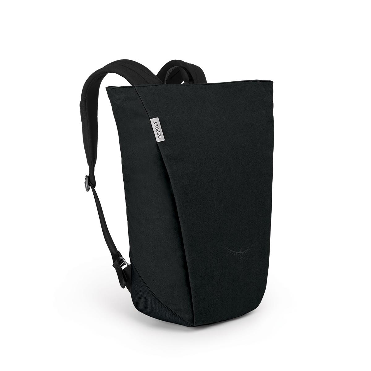 OSPREY オスプレー アーケインラージトップジップ ブラック 18L OS54015 (P10)ノートパソコン対応スリーブ(15インチ)