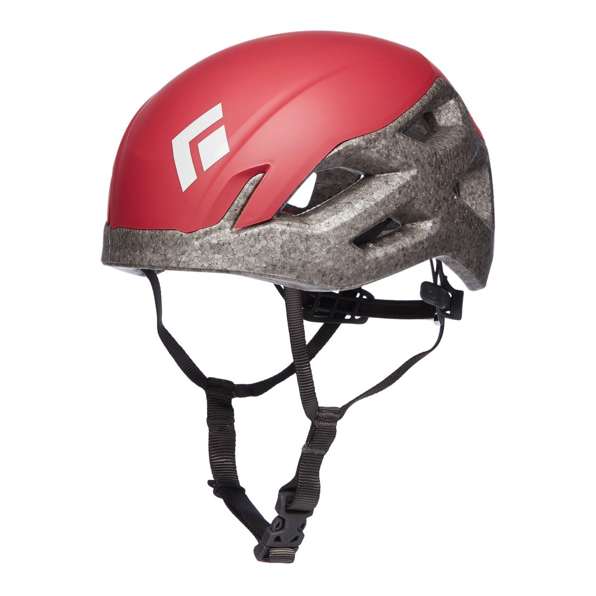 ブラックダイヤモンドのヘルメットで最も堅牢なモデル EPPとEPS 2つのフォームにポリカーボネートシェルを組み合わせることで220g S M の軽さと耐久性を両立 Black ブラックダイヤモンド Diamond ビジョン BD12056 クライミングヘルメット 着後レビューで 送料無料 毎週更新 ウィメンズ