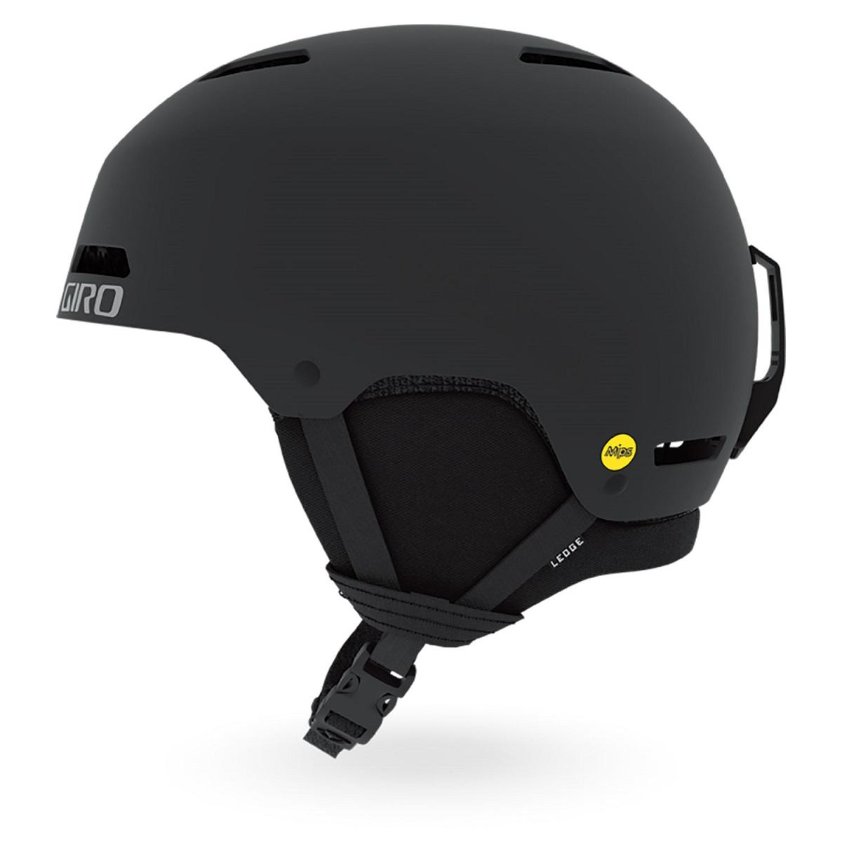 GIRO(ジロ)2020 LEDGE MIPS レッジ ミップス マットブラック M L スキー ヘルメット バックカントリー スノーボード