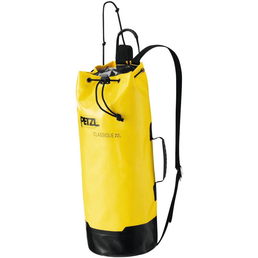 ペツル(PETZL)ケイビング クラシック C03 2 22L 防水バックパック
