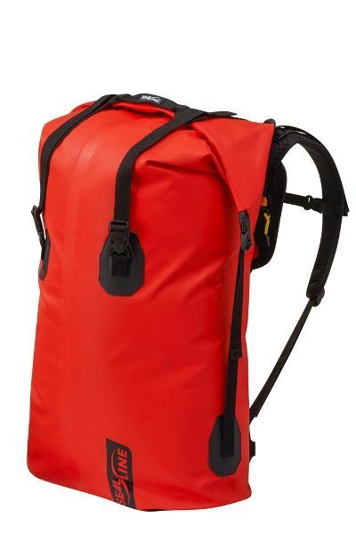 シールライン バウンダリードライパック35L レッド SEAL LINE BOUNDARY DRY PACK【送料無料】 キャンプ アウトドア 防水 バック キャニオニング 沢登り