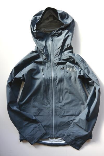 ラブ マズタグDVジャケット Rab Muztag DV Jacket(Steel)【ハードシェル】【完全防水】【透湿】【イーベント】