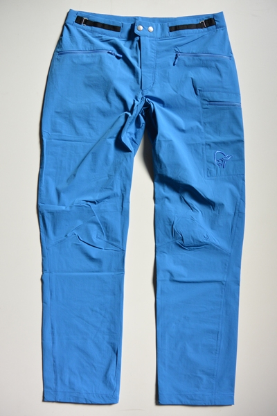 NORRONA ノローナ bitihorn flex1 Pants(M)(Hot Sapphire) ビティホーン フレックス1 パンツ 【トレッキングパンツ】【登山】【軽量】【送料無料】