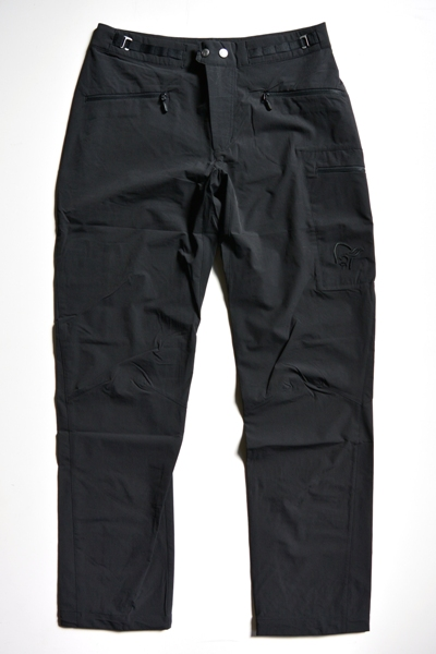 NORRONA ノローナ bitihorn flex1 Pants(M)(Caviar) ビティホーン フレックス1 パンツ 【トレッキングパンツ】【登山】【軽量】【送料無料】