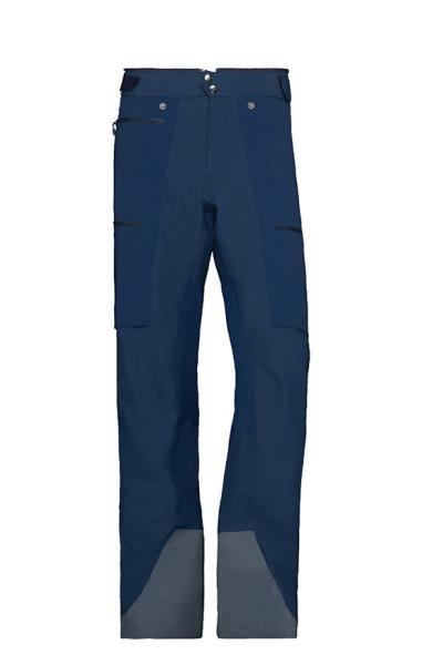 NORRONA Lyngen Windstopper Hybrid Pants(Indigo Night) ノローナ リンゲンウインドストッパーハイブリッドパンツ 【ソフトシェルパンツ】