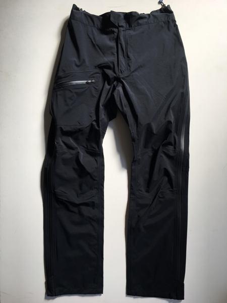 Teton Bros. ティートンブロス CLIMATIC PANT(Black)  クライマチックパンツ ハードシェルパンツ 雪山登山 アイスクライミング