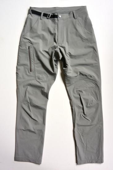 Teton Bros. Crag Pant(Light Gray) ティートンブロス クラッグパンツ【ソフトシェル】【耐久撥水加工】【クライミング】