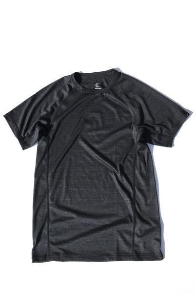 ティートンブロス アクシオ ライト Tシャツ メンズ|Teton Bros. Axio Lite Tee Men(BLACK)
