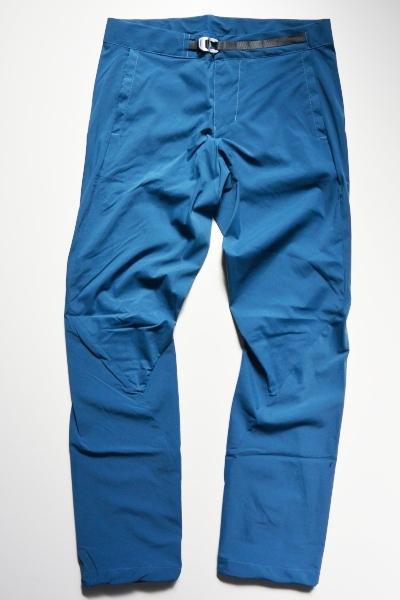 Houdini Lucid Pants(native blue) 【フーディニ】【パンツ】【吸汗速乾】