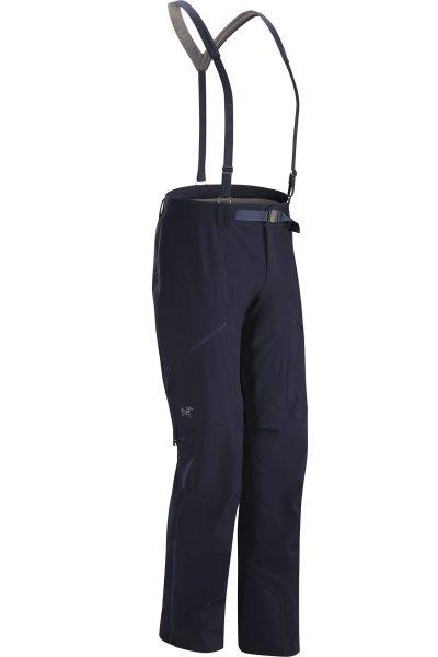 耐候性に優れたスキー用ソフトシェルパンツ アークテリクス ラッシュFLパンツ ARC'TERYX RUSH FL PANTS(Tui)【ソフトシェル/スノーパンツ/ウインタートレッキング/吸汗速乾/ストレッチ】