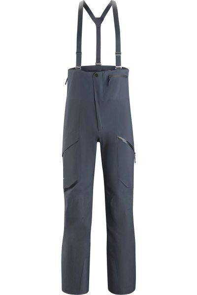 バックカントリー用に設計されたハードシェルパンツ アークテリクス ラッシュLTパンツ ARC'TERYX RUSH LT PANTS(Orion)ハードシェル/ビブパンツ/スキー/スノーボード/スノーシュー/完全防水/ゴアテックス