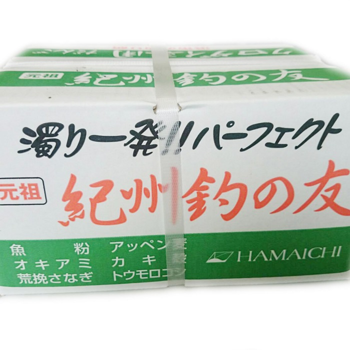 常温 チヌ釣りに 紀州釣の友 ドライタイプ 釣り餌 えさ 日本全国 送料無料 常温エサ ダンゴ クロダイ 倉庫 紀州釣り チヌ 撒き餌