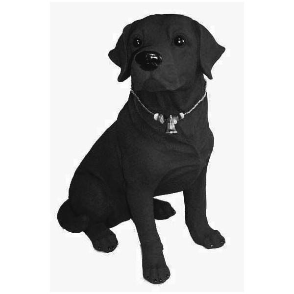 *代引き不可消臭-『備長炭』フィギュア「ラブラドール」labrador retriever 犬 dog ドッグ いぬ