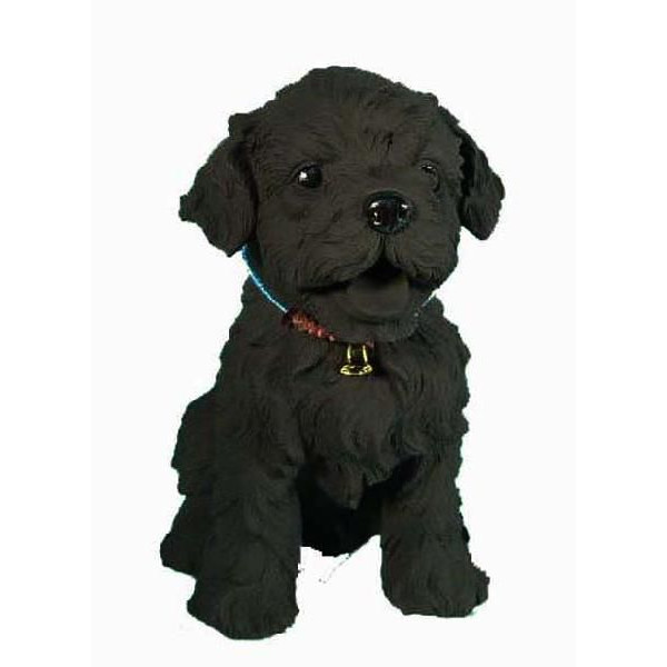 *代引き不可消臭-『備長炭』フィギュア「マルチーズ」Maltese 犬 dog ドッグ いぬ