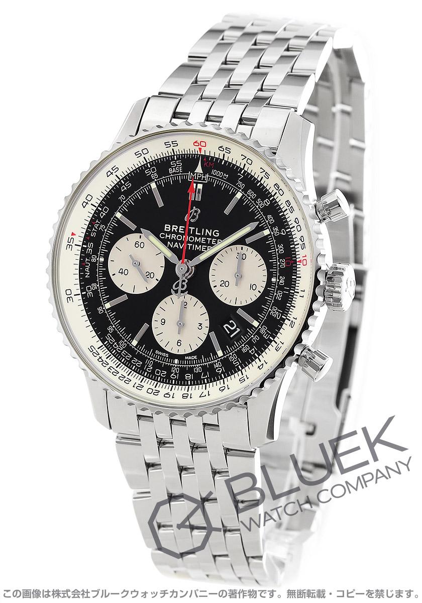 ブライトリング ナビタイマー 1 B01 クロノグラフ 腕時計 メンズ BREITLING A022B-1NP