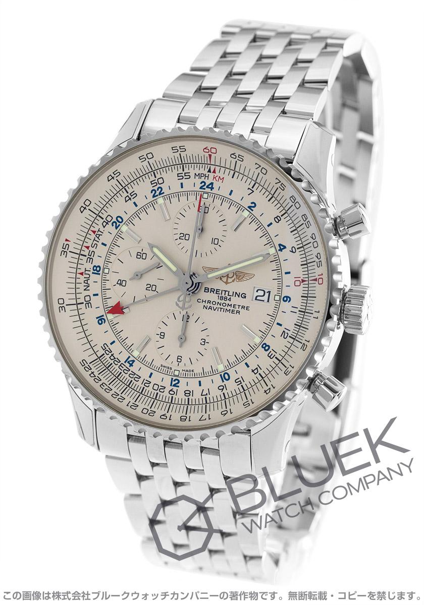 Blight ring Breitling navigator timer world men A242G71NP