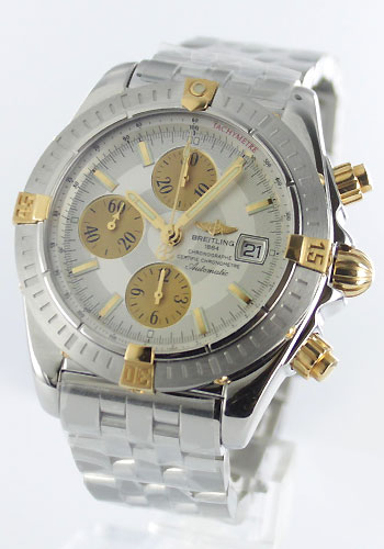 Blight ring Breitling wind rider men B156G70PA watch clock