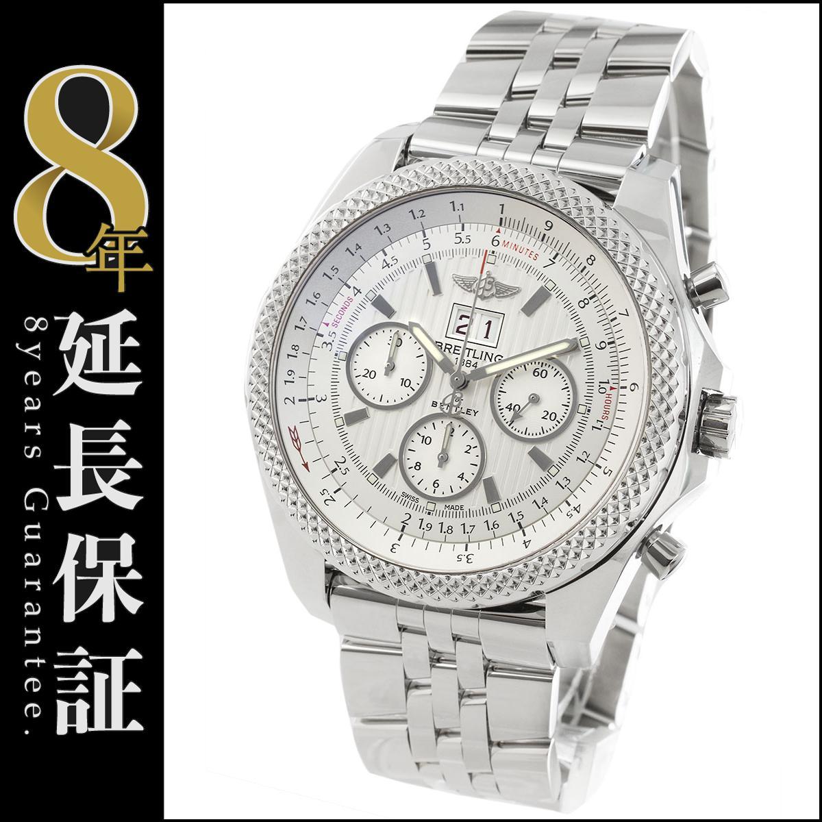 ブライトリング ベントレー 6.75 クロノグラフ 腕時計 メンズ BREITLING A4436412/G814_8