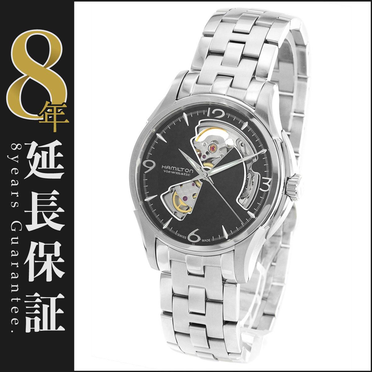 ハミルトン HAMILTON 腕時計 ジャズマスター ビューマチック オープンハート メンズ H32565135_8
