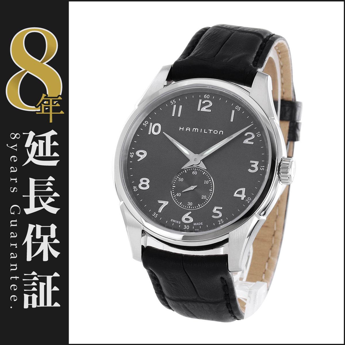 ハミルトン ジャズマスター シンライン 腕時計 メンズ HAMILTON H38411783_8