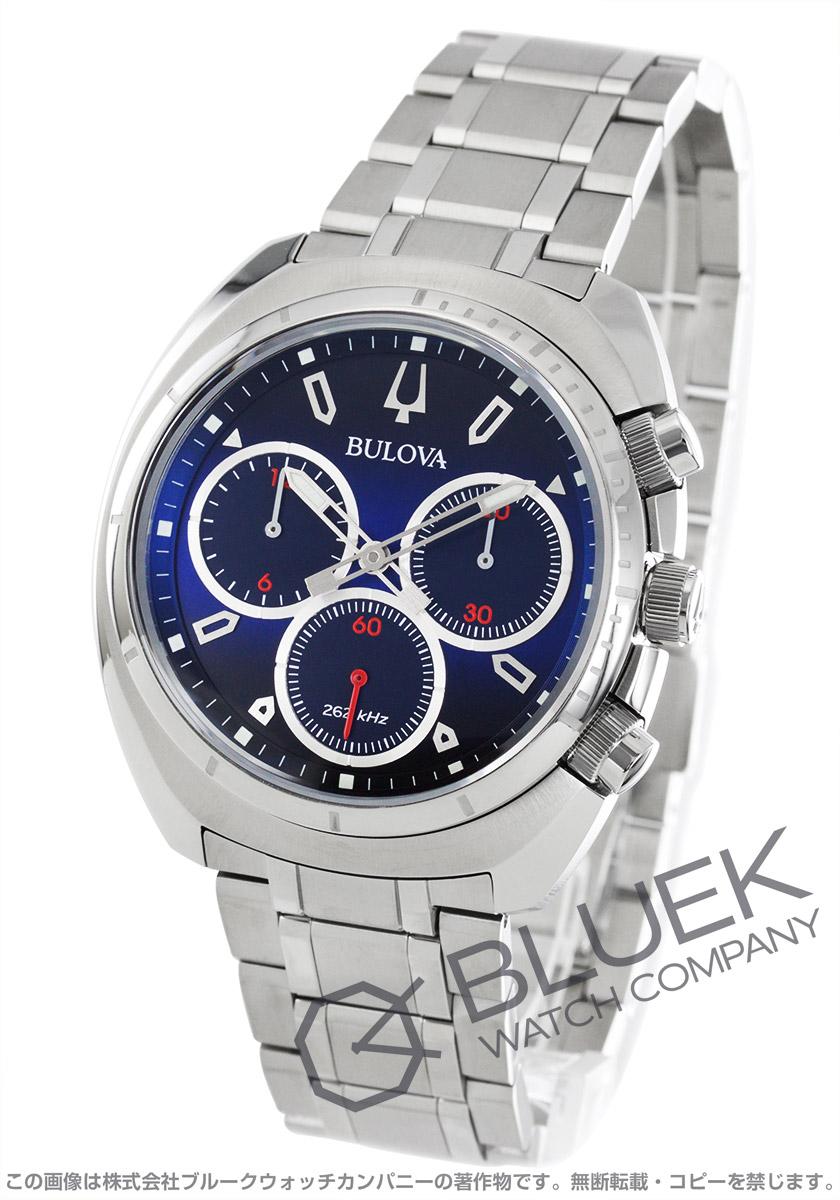 【最大3万円割引クーポン 11/01~】ブローバ カーブ スポーツ クロノグラフ 腕時計 メンズ Bulova 96A185