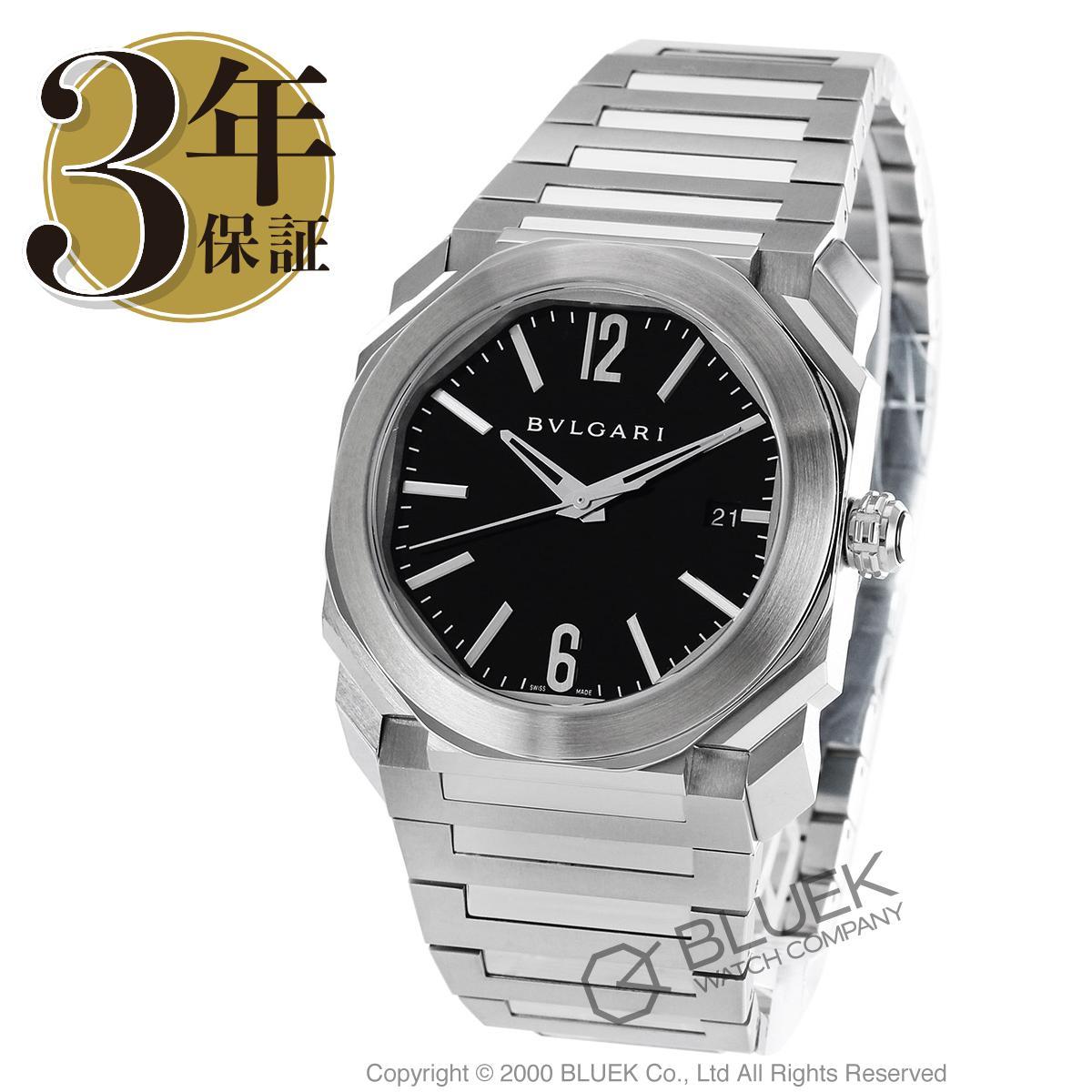 【15,000円OFFクーポン対象】ブルガリ オクト ソロテンポ 腕時計 メンズ BVLGARI BGO38BSSD_8