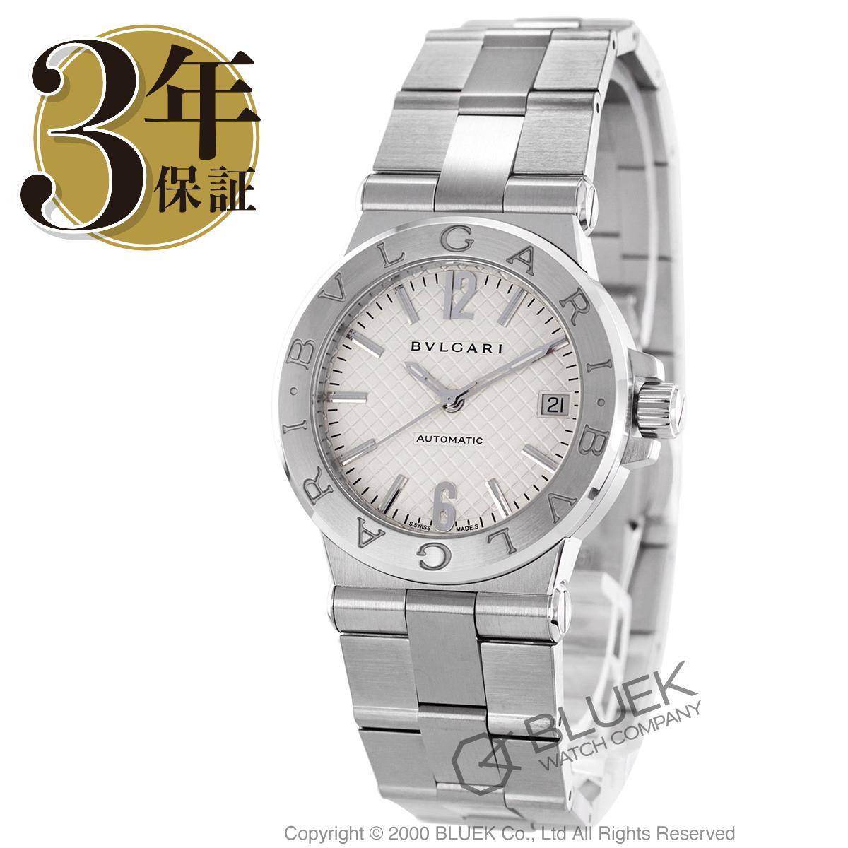 ブルガリ ディアゴノ 腕時計 メンズ BVLGARI DG35C6SSD_3