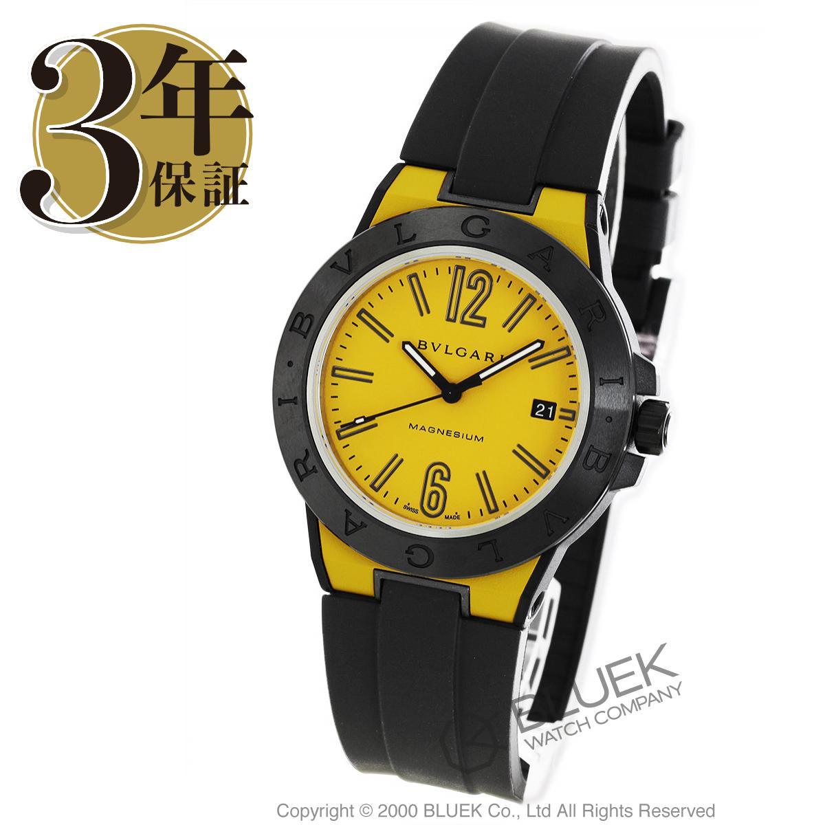 ブルガリ ディアゴノ マグネシウム 腕時計 メンズ BVLGARI DG41C10SMCVD_8