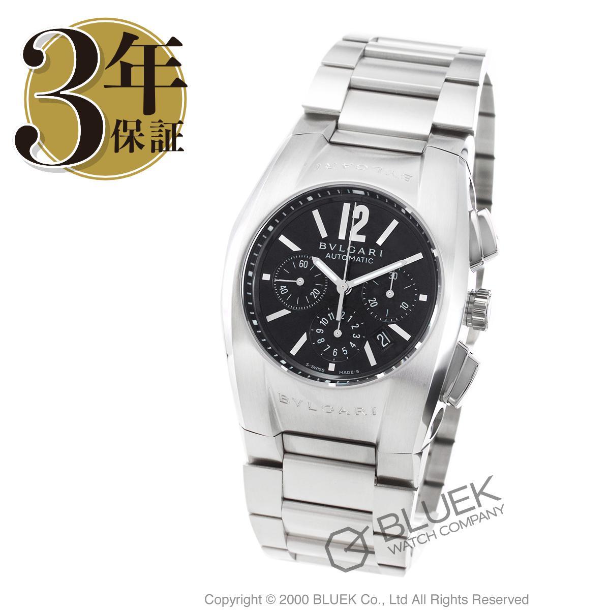 ブルガリ エルゴン クロノグラフ 腕時計 メンズ BVLGARI EG35BSSDCH_3