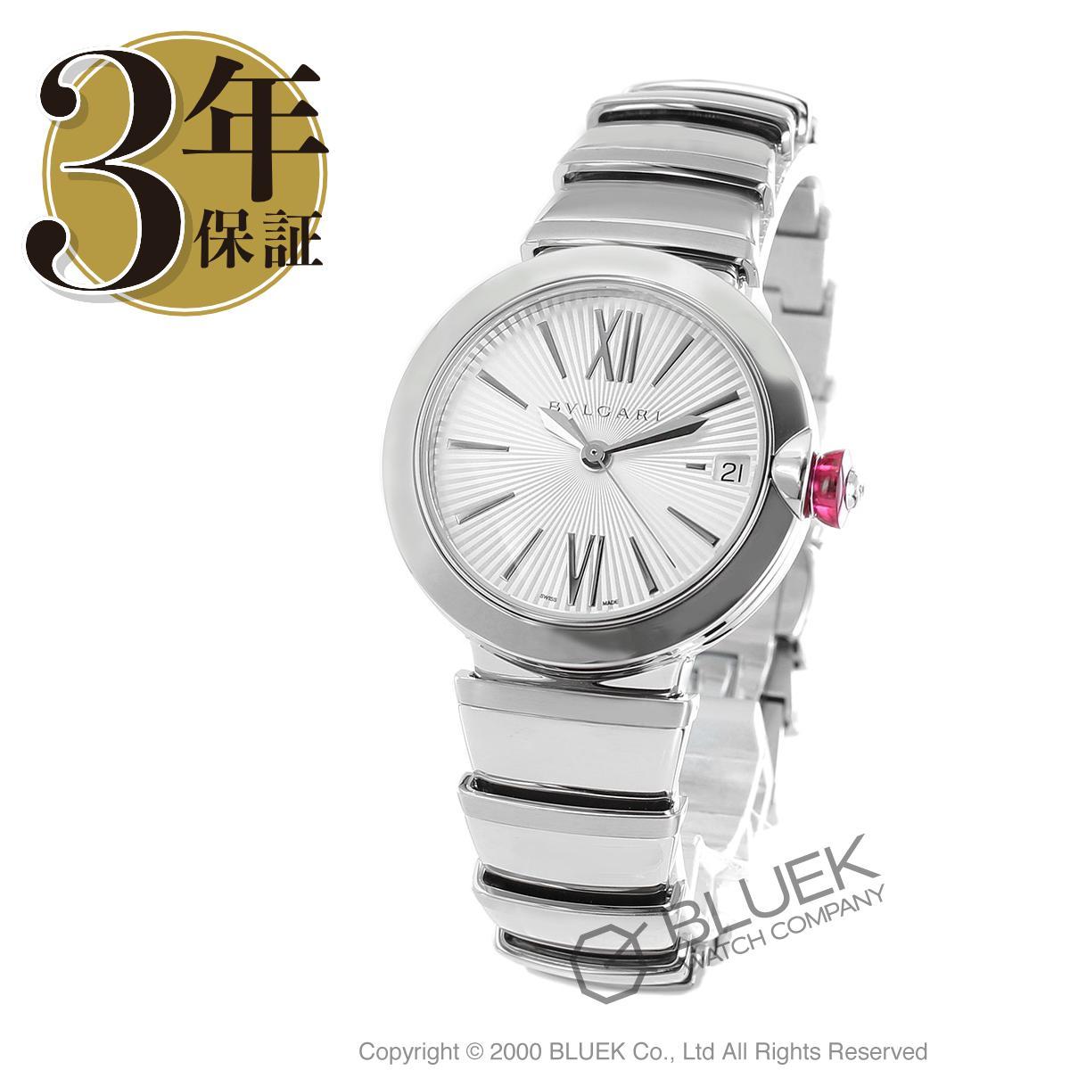 ブルガリ ルチェア ダイヤ 腕時計 レディース BVLGARI LU33C6SSD_3