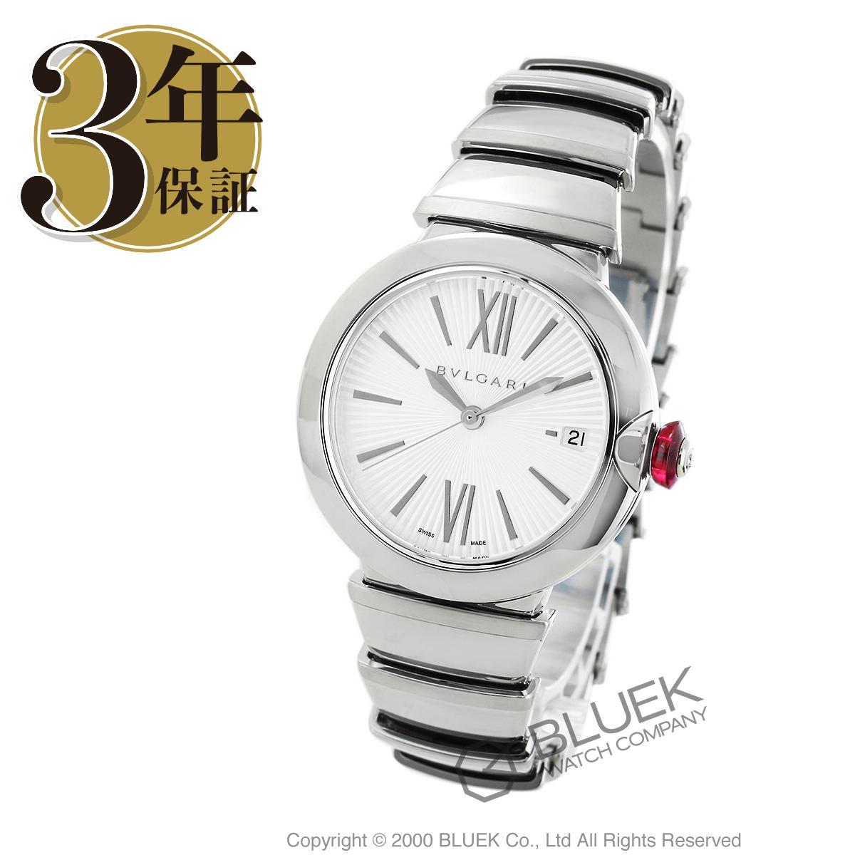 ブルガリ ルチェア ダイヤ 腕時計 レディース BVLGARI LU36C6SSD_3