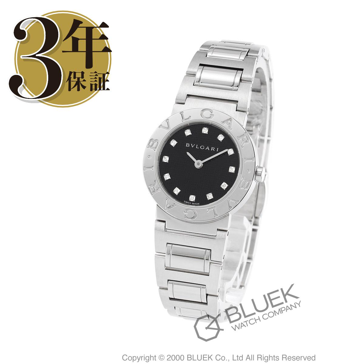 ブルガリ ブルガリブルガリ ダイヤ 腕時計 レディース BVLGARI BB26BSS/12_3