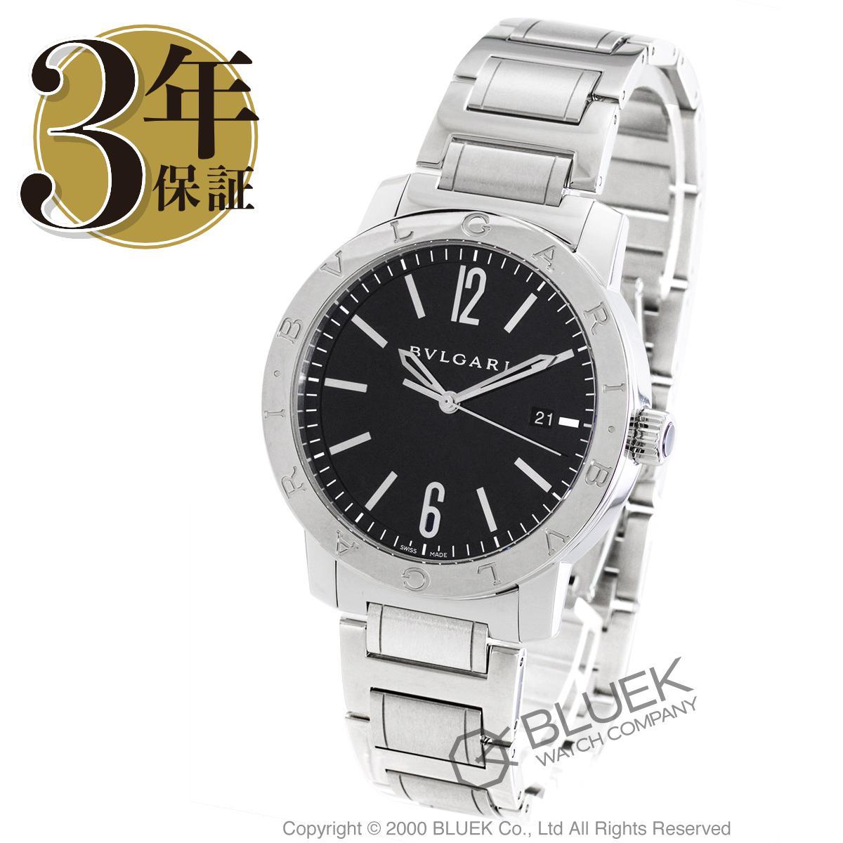 【最大3万円割引クーポン 11/01~】ブルガリ ブルガリブルガリ 腕時計 メンズ BVLGARI BB41BSSD_8