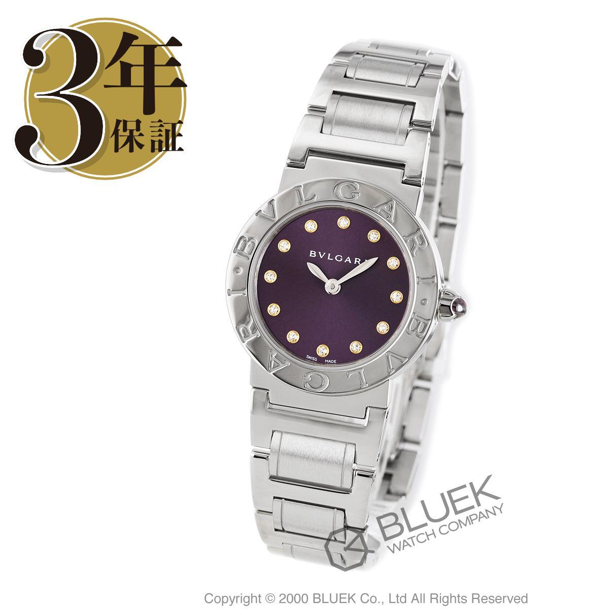 ブルガリ ブルガリブルガリ ダイヤ 腕時計 レディース BVLGARI BBL26C7SS/12_3