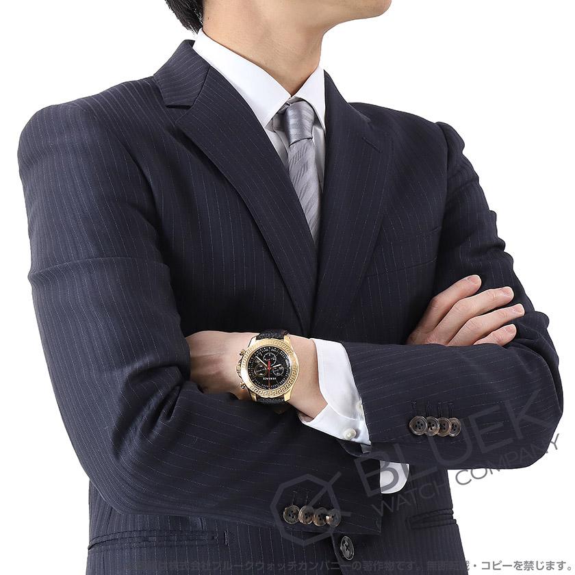 ヴェルサーチ グレカ クロノグラフ 腕時計 メンズ VERSACE VE1A00218