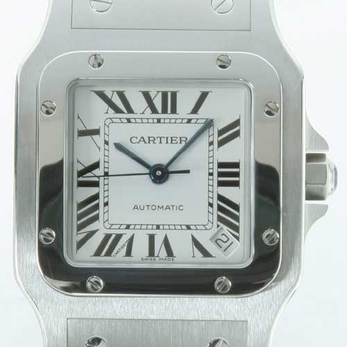 Cartier Santos Galbee XL W20098D6