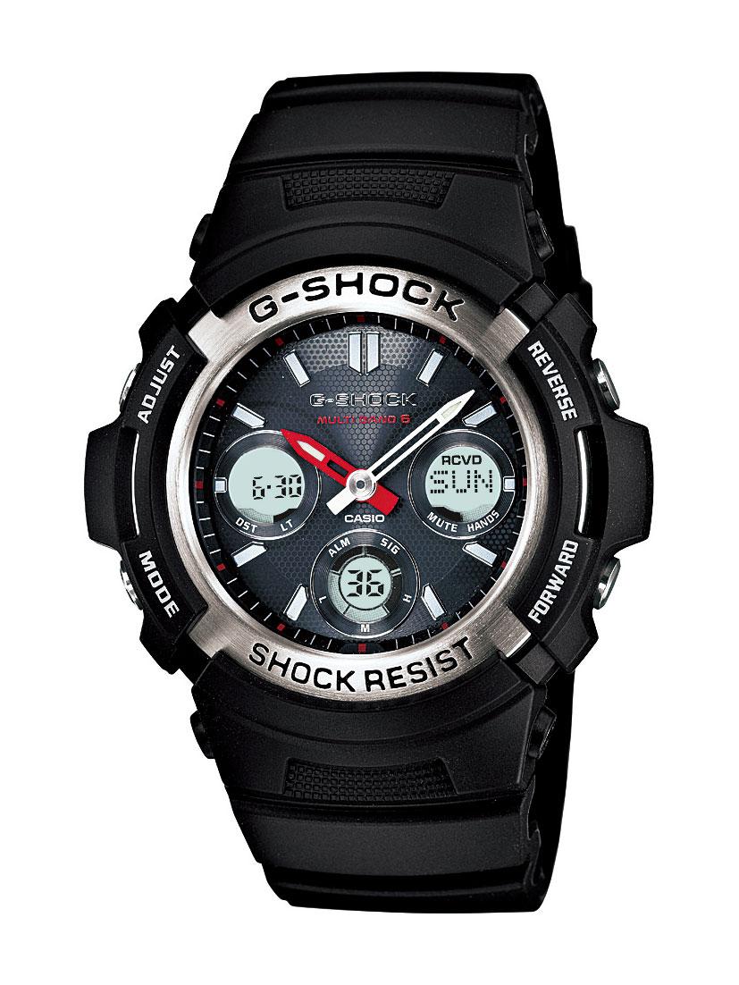 【1,000円OFFクーポン対象】カシオ G-SHOCK クロノグラフ 腕時計 メンズ CASIO AWG-M100-1AJF